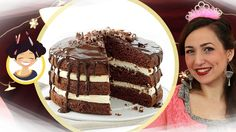 It's National Chocolate Cake Day today in the US, so what better excuse than to share this gorgeous rich chocolate cake pic from Cook Step by Step. Cakes To Make, Just Cakes, How To Make Cake, Delicious Cake Recipes, Yummy Cakes, Yummy Food, Food Cakes, Alien Cake, Online Cake Delivery