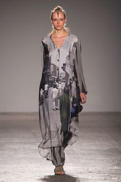 Uma Wang at Milan Fashion Week Spring 2017 - Runway Photos