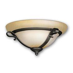 Found it at Wayfair - Two Light Ceiling Fan Light Kit