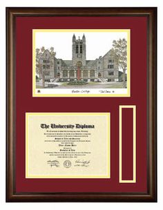 1000 Ideas About Diploma Frame On Pinterest East