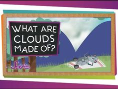 What Are Clouds Made Of? by scishow: Clouds can look like castles made of cotton candy, or they can be thin and wispy. But have you ever wondered what clouds actually are? SOURCES:Clouds And How They Form Cloud What Are Clouds? How Clouds Form Support SciShow on Patreon