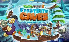 Descubre la Actualización Frostbite Caves de Plants vs Zombies 2