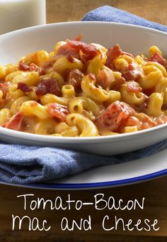 This classic dish is an easy comfort food that is perfect for any crowd!