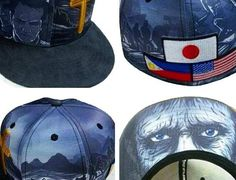 Death March Fitted Baseball Cap Preview by SSO