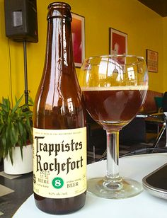 Here's a spot-on Rochefort 8 clone beer recipe. It's an all-grain recipe that can bring an unlimited supply of Rochefort to your table. | E. C. Kraus