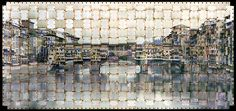Seung Hoon Parks Weaves Fractured Photographic Tapestries