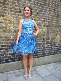 Silky Florals & Killer Heels at the BAFTAs