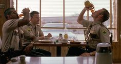 Super Troopers 2 Is Happening! And It's Going To Be Thanks To Kickstarter! Movie Memes, Funny Movies, Great Movies, Movie Quotes, Cult Movies, Super Troopers 2, Super Troopers Quotes, Movie Sequels, I Love To Laugh