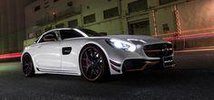 "Wald International Unveils Mercedes-AMG GT ""Black Bison"""