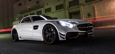"Wald International Unveils Mercedes-AMG GT ""Black Bison"""