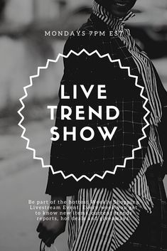 Come shop together at our Live Sale Tonight!   Every week you get to know new items, current trends reports, hot deals and giveaways.  #livesale #livesale #facebooksale