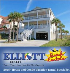 10% Active Military & Veteran Discount: Providing the Best Service, Selection and Rates for families and couples alike with Vacation Rentals in North Myrtle Beach, SC since 1959!