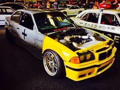 Rotary Swapped BMW E36 M3