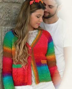 Romance (Jenny Watson) | Knitting Fever Yarns & Euro Yarns