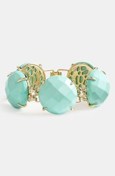 Kendra Scott 'Cassie' Stone Line Bracelet available at #Nordstrom