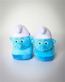I have these smurf slippers ! :)
