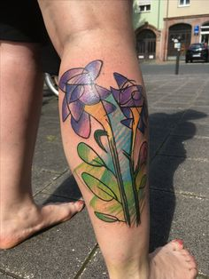 #lefthand flowers @morotattoo 2017