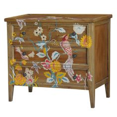 Pimlico Chest Of Drawers. Customize items with any of our wide range of finishes, colors, and hand painted artwork. Any item can be painted in over million ways enabling items to be truly unique. The possibility are nearly endless and include stained, distressed, textured, antiqued, weathered and metallic finishes. In addition, artwork is available on most items. Items can be customized with any of our hand painted designs.#StevenShell