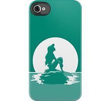 The Little Mermaid iPhone Case by MargaHG For Chelsea