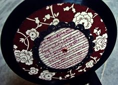 Crafts Using LP Records | ... made using vinyl records. I know....what's a vinyl record? lol
