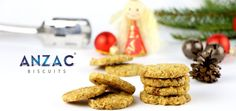 ANZAC Biscuits - Coolinári | food blog