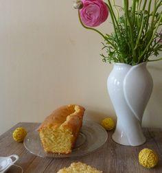 Cake au citron comme chez Rose Bakery