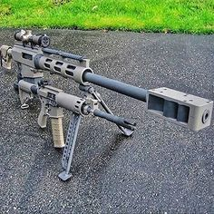 Have you ever noticed that since the West made the transition from battle rifle to assault rifle, we haven't won or finished a war?