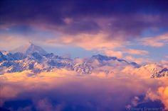 Ces paysages qui semblent sortis d'un conte de fée sont bien réels !