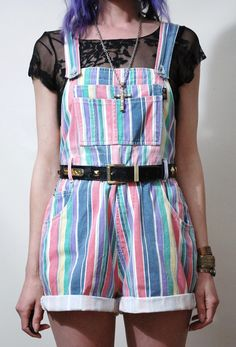 90s vintage overalls at~ CRUX AND CROW