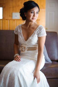 wedding ready bride
