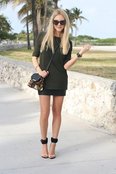 shea marie cheyenne meets chanel fashion blog blogger california miami beach south beach  schutz alexander wang prada karen walkermiamishoes7