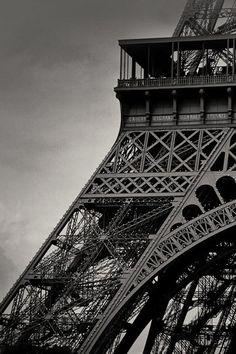 "Paris ""Black and White"" Photo by Tomek Jankowski"