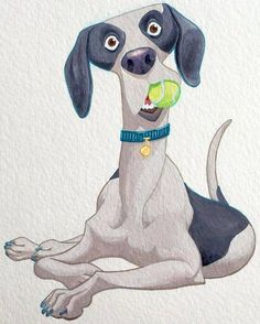 Cute-Cartoon-Dog-Caricature-Images-Hd web design, illustration, new art, to Animal Paintings, Animal Drawings, Dog Drawings, Dog Illustration, Animal Illustrations, Dogs And Kids, Cartoon Pics, Cartoon Dog Drawing, Cute Dog Drawing
