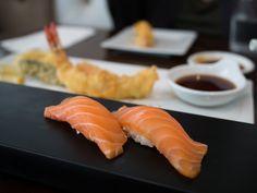 Nigiri has to be my go to sushi dish. What's yours?