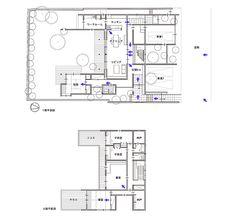 N邸2000 Floor Plans, Flooring, How To Plan, House, Plants, Home, Wood Flooring, Homes, Floor Plan Drawing
