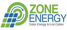Logo Zone Energy - Solar Energy in Los Cabos - Sistemas deEnergia Solar en Los Cabos. Off Grid & On Grid. Solar Power System, Capes, Products