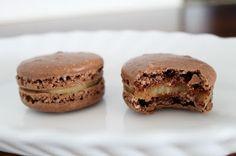 Charlottes Køkken: Macarons med saltkaramel
