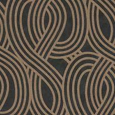P&S Carat Geometric Stripes Glitter Wallpaper Black Gold Feature Wall for sale online Wallpaper Black Gold, Geometric Glitter Wallpaper, Red Wallpaper, Gold Walls, Wall Patterns, First Home, Animal Print Rug, Paint Colors, Wall Decor