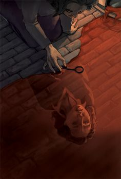 """""""The Bloody Chamber"""" by Erika Steiskal"""