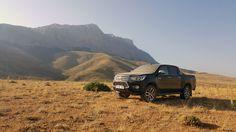 Toyota Hilux Trans Anatolia'da…