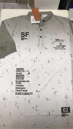 Polo Tees, Polo Shirt, T Shirt, Boys Shirts, Printed Tees, Hypebeast, Shirt Designs, Challenges, China