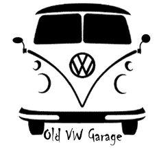 Old VW Garage