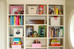 Principles of An Organized Playroom  // Live Simply
