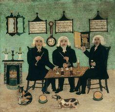 Three Sober Preachers