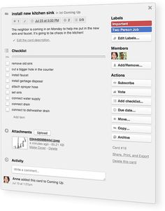 Organize your Life, and your schedule with Trello {it's free} - Ask Anna