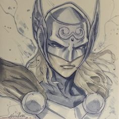 All New Thor by Alvin Lee