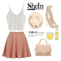 """Out on the Town."" by dakaf on Polyvore"