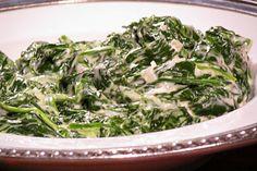 Creamed Spinach #KitchenBoss