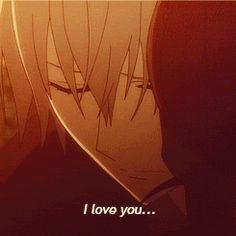 Anime GIF. Inu x boku ss @InkBonesBooks   THE FEELS ARE KILLING ME