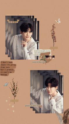 Lee Jong Suk Lockscreen, Lee Jung Suk Wallpaper, Korean Drama Tv, Korean Actors, Brown Aesthetic, Aesthetic Anime, Lee Jong Suk Pinocchio, Lee Jong Suk Hot, Kang Chul